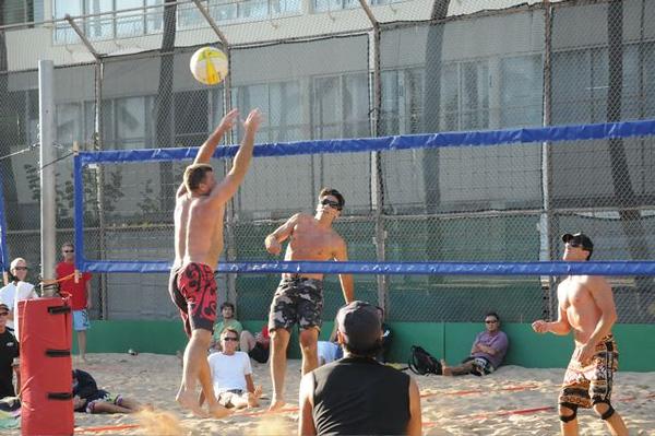 2010 Dinosaur Volleyball Tournament