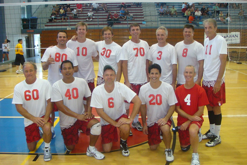 53rd Annual Haili Men's Volleyball Tournament 3-25-2010