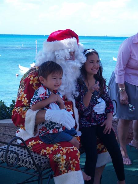 2010 Keiki Christmas Party