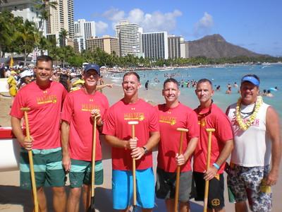 Outrigger Canoe Club 2010