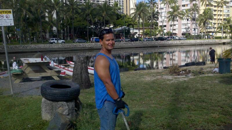 2011 Ala Wai Cleanup