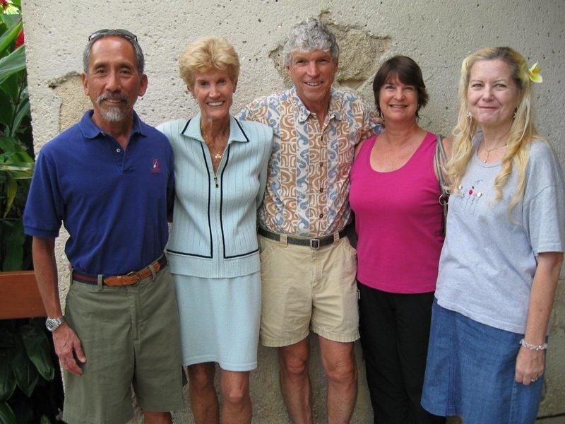 2011 Swimming Committee