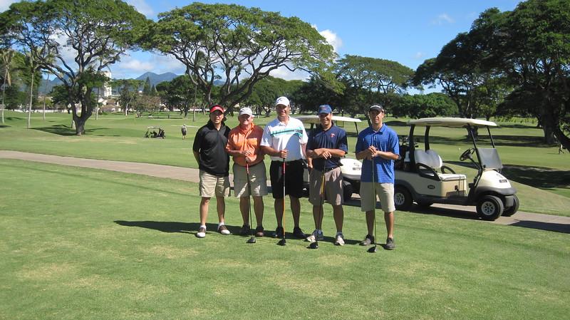 2011 Mamala Bay Tournament