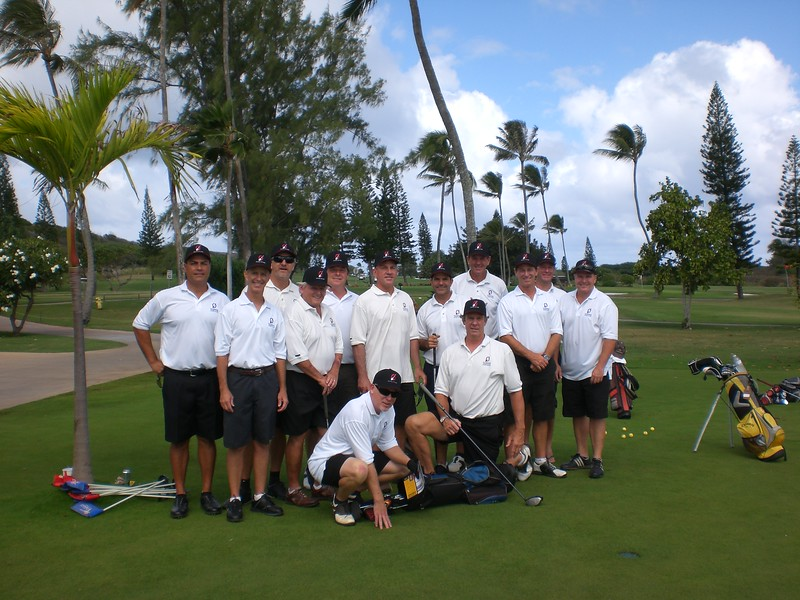 2nd Annual Aikane Cup Golf Tournament 2010
