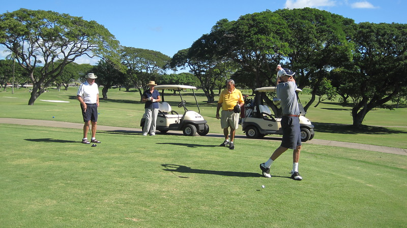 2011 Navy Marine Golf Course Tournament