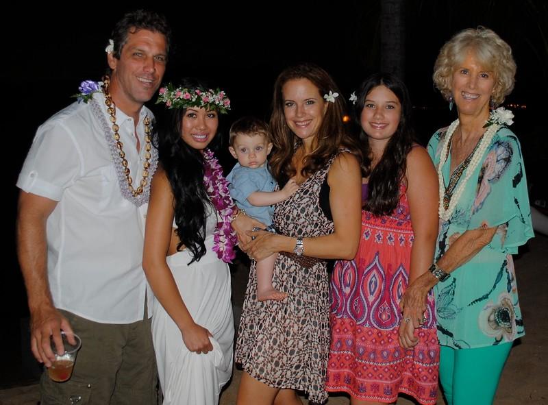 2011 Wedding Luau