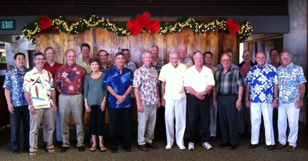 2011 Past President's Luncheon