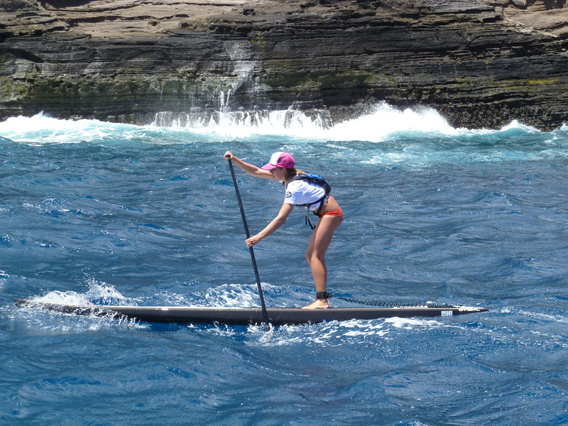 2011 Molokai to Oahu Race 7-31-2011
