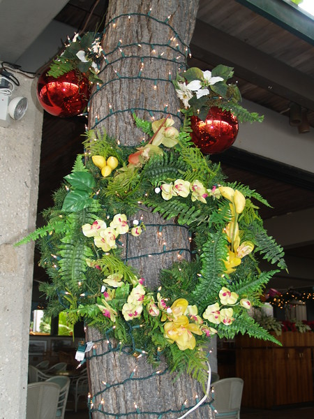 2011 Outrigger Christmas Decorations