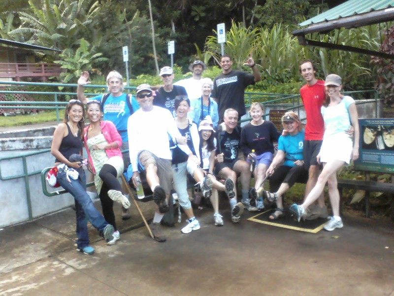 2011 Outrigger Run/Hike Adventure 7-17-2011