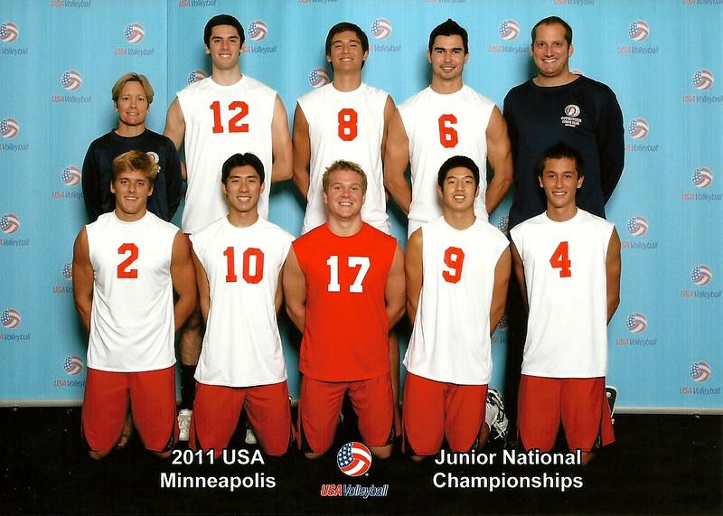 2011 USAV Junior National Championships