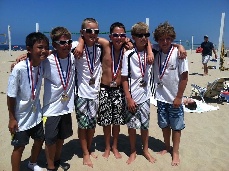 2011 Junior National Beach Volleyball Tournament