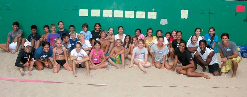 2011 Junior Volleyball Tournament 7-12-2011