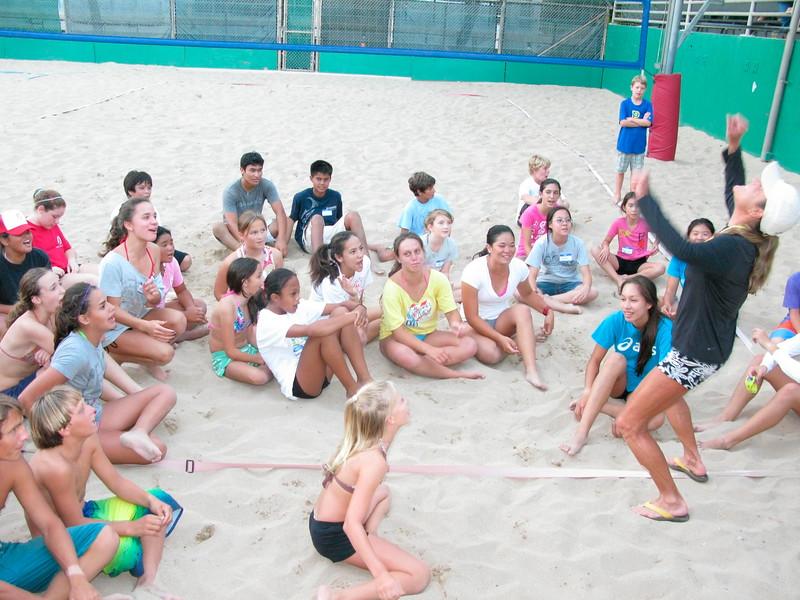 2011 Junior Sand Volleyball