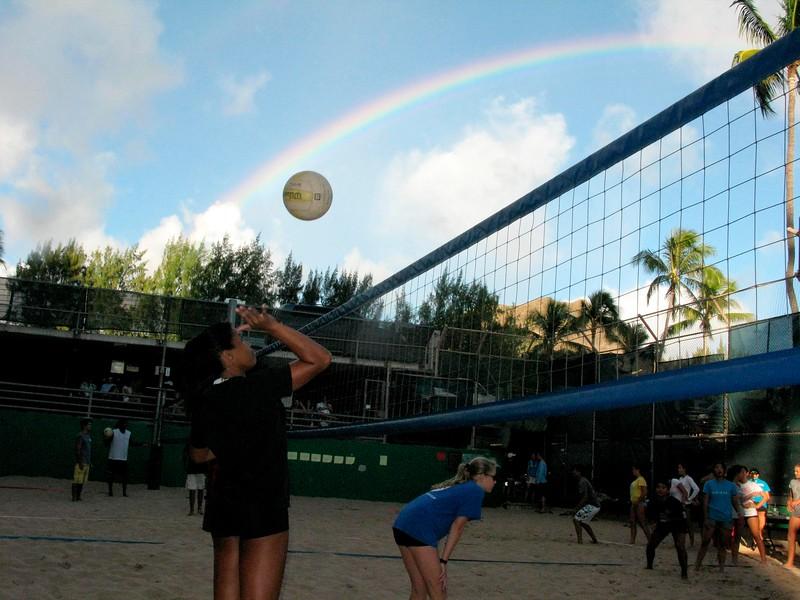 2011 Junior Volleyball Clinic