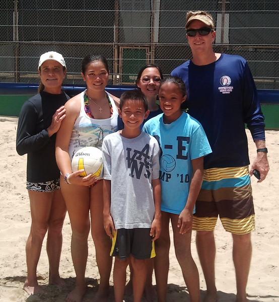 2011 Junior Sand Volleyball Tournament
