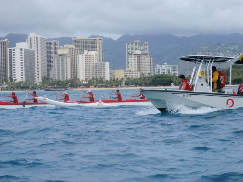 2011 Molokai Hoe