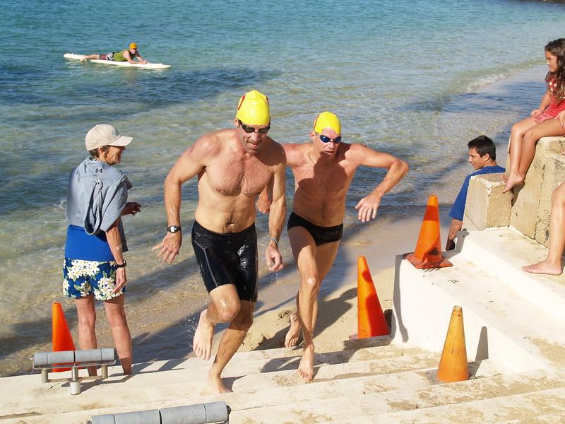 2011 Castle Swim