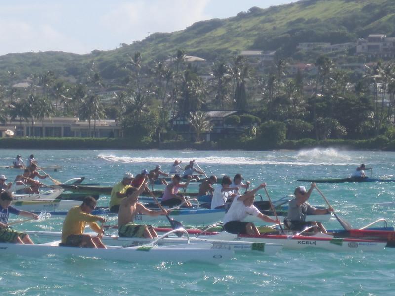 2011 Hoe Wa'a Mau Race