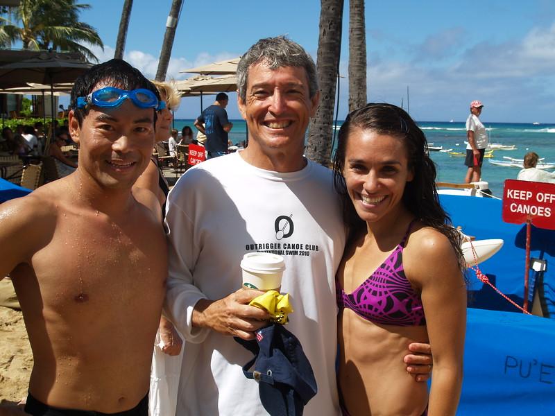 2011 OCC Invitational Swim
