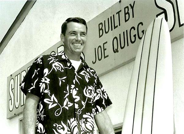 2011 New Life Member Joe Quigg