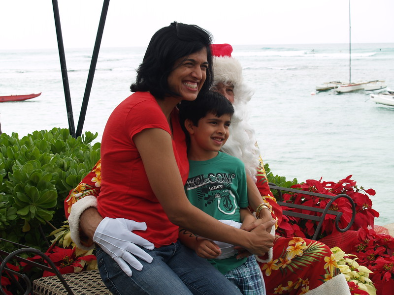 2011 Keiki Christmas Party