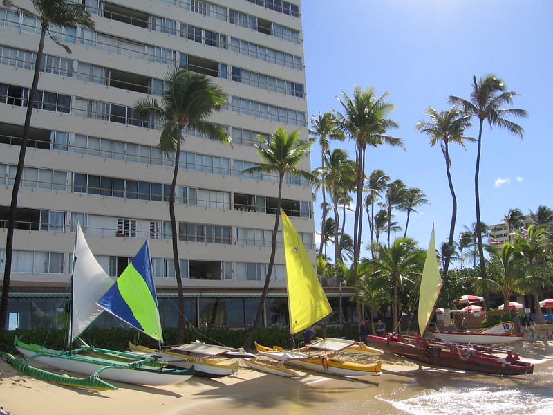 2012 Canoe Sailing Clinic