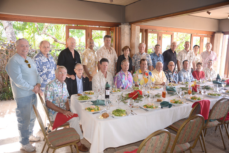 2012 Past President's Luncheon