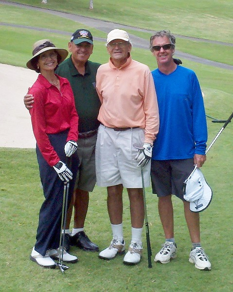 2012 Oahu Country Club Golf Tournament
