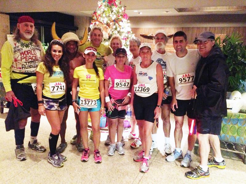 2012 Honolulu Marathon