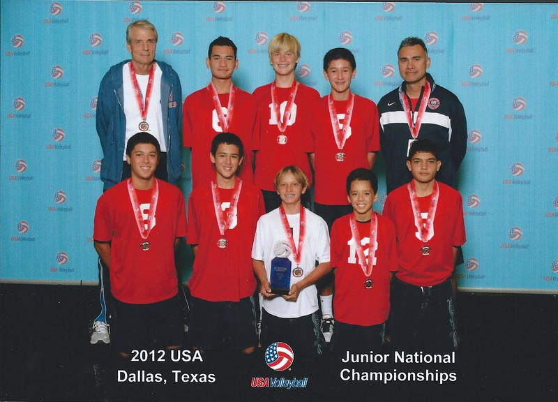 2012 USAV Junior National Championships