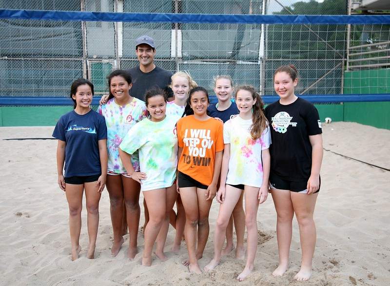 2012 Outrigger Girls 14 Volleyball Team