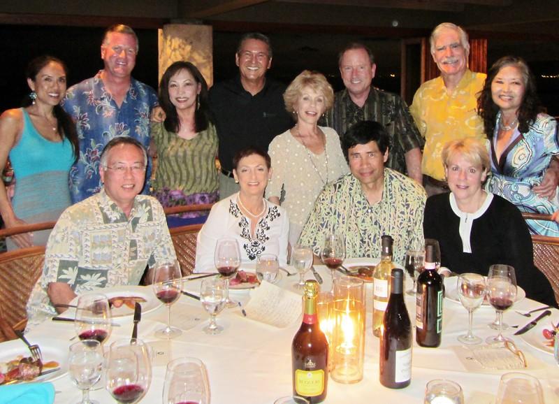 2012 Wine Dinner