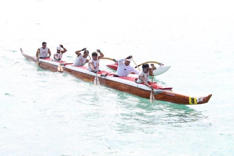 2012 Molokai Hoe