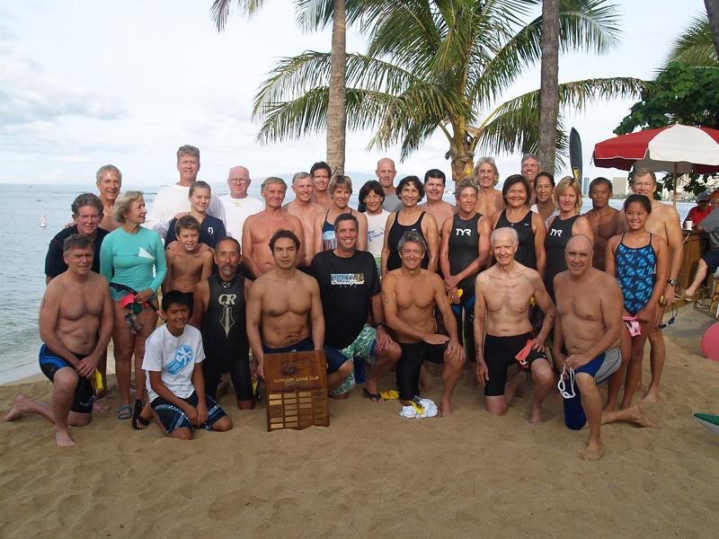 2012 Castle Swim