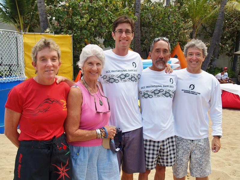 2012 OCC Invitational Swim