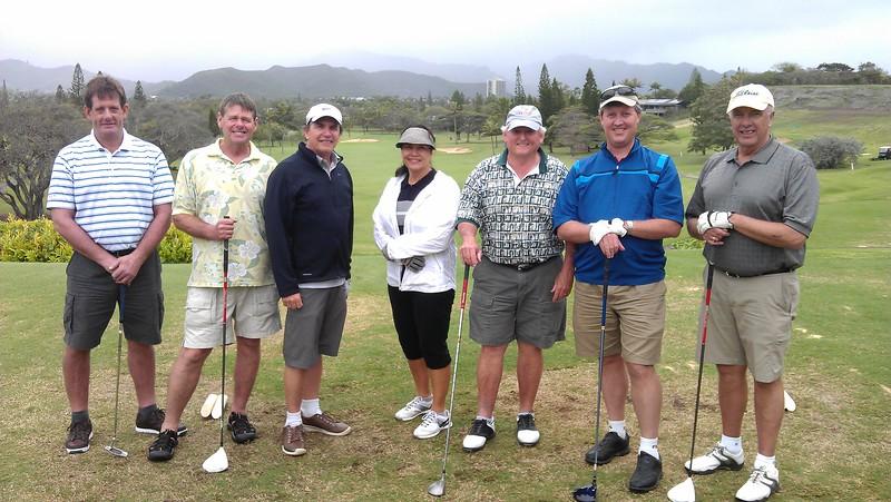 Mid-Pac Golf Tournament 1-24-2013