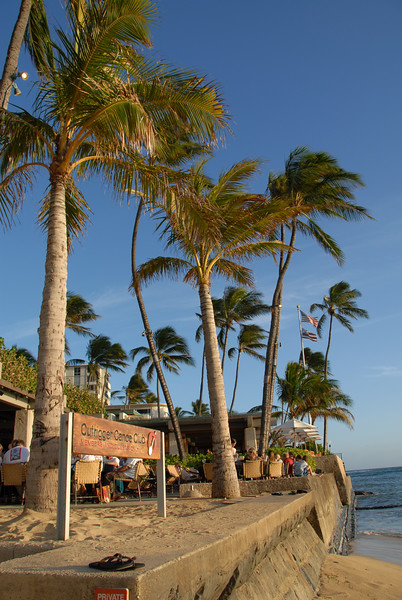 2013 Outrigger Beach