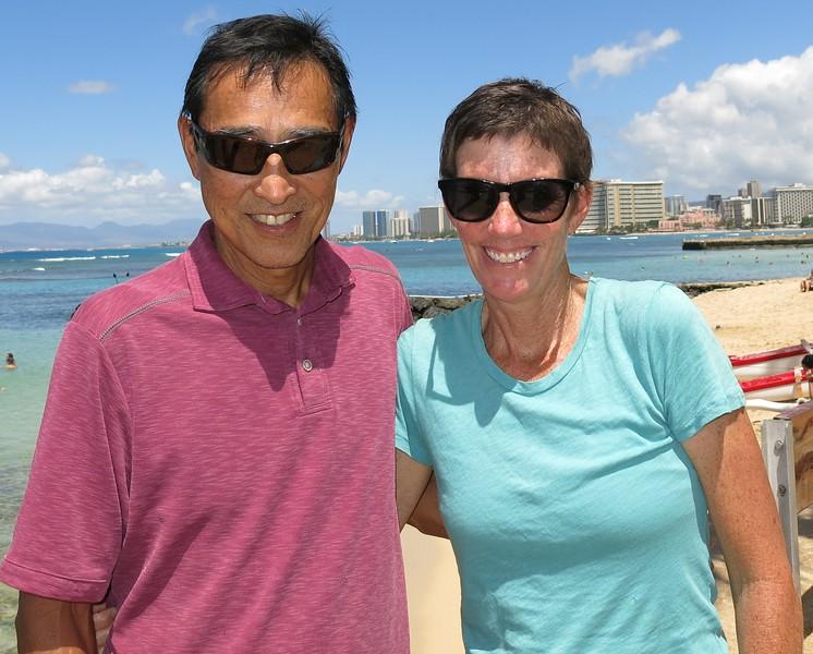2013 Dave and Mary Shoji