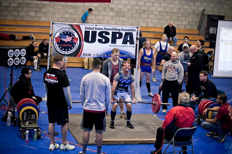 2013 US Powerlifting Association Camp Pendleton Open