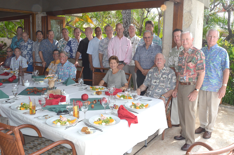2013 Past President's Lunch