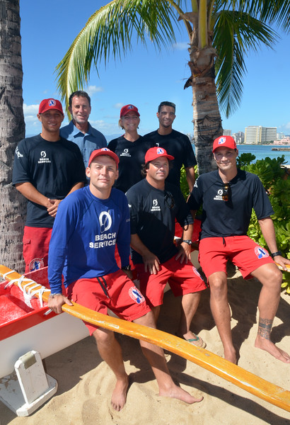 2013 Outrigger Beach Services