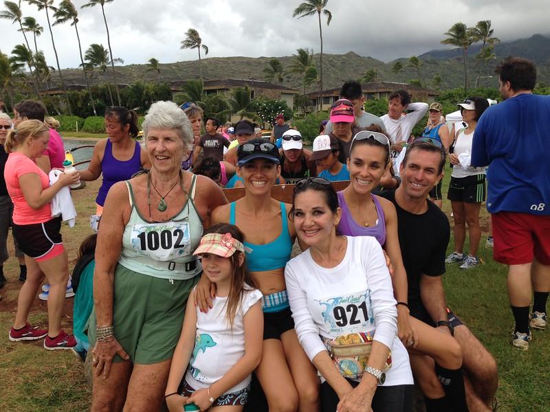 2013 Ka Iwi Coast Run & Walk 10-6-2013