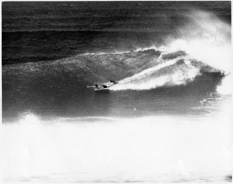 1960s Paipo Board