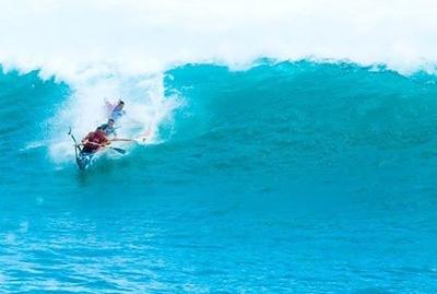 2013 Canoe Surfing