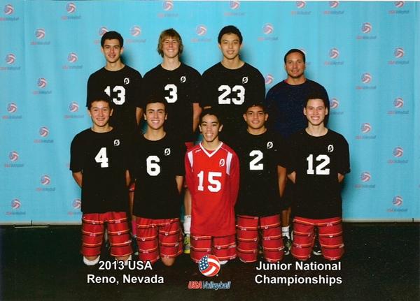 2013 USA Volleyball Junior National Championships 6-27-7-4-2013