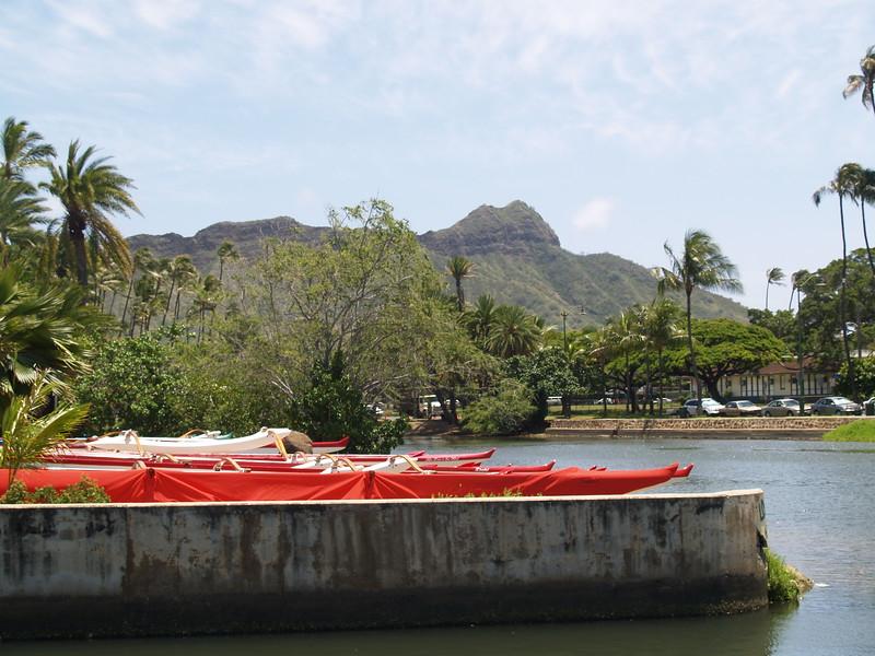 2013 Ala Wai Practice Site