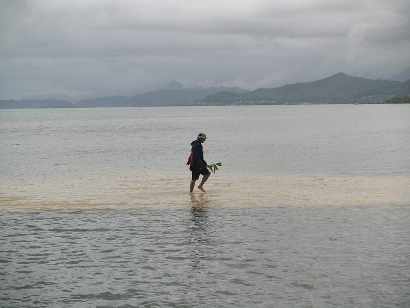 2013 Canoe Sailing Kaneohe Bay