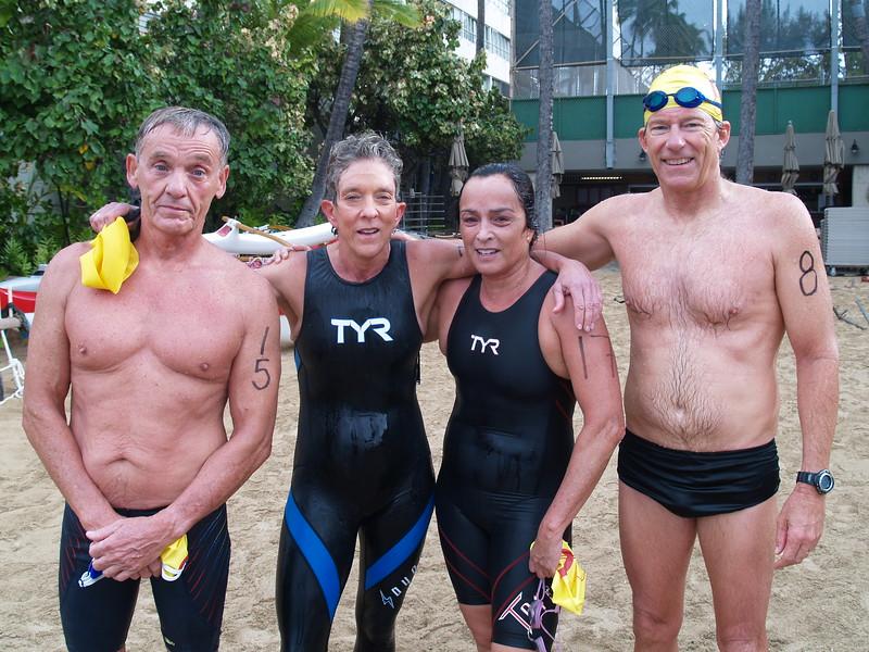 2013 Castle Swim