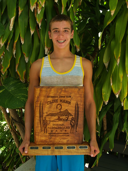 2013 Cline Mann Paddleboard Race